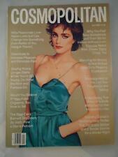 Cosmopolitan Magazine April 1980 Esme Scavullo Carol Burnett Marry for Money Sex