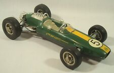 Vintage Schuco Jim Clark's Lotus Climax 33 Formel 1 Ref. 1071 Wind-Up Metal Toy