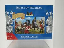 French Cavalry - Battle of Waterloo History # 7212 Plastic Model Kit