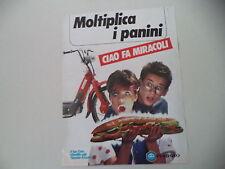 advertising Pubblicità 1983 PIAGGIO CIAO 50