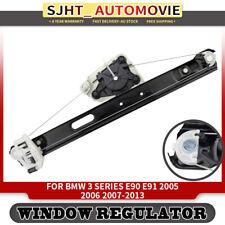 Window Regulator for BMW E90 E91 316 318i 320i 323i 325i 328i 330i M3 Rear Right