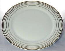 CHARTER CLUB GRAND BUFFET INFINITY GOLD 11 3/8 INCH DINNER PLATE NEW