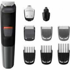 Philips MG5720 Regolabarba e Capelli Ricaricabile Wet&Dry con Accessori