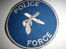 US Air Force POLICE FORCE Patch
