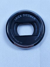Leica Dicomar Replacement Lens Used