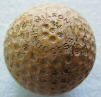 OLDER DIMPLE GOLF BALL-THE WILSON SUCCESS .  CIRCA 1930'S