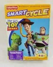 Fisher-Price SMART CYCLE Software - Disney/Pixar Toy Story-From 2010