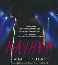The Mayhem: Mayhem 1 by Jamie Shaw (2015, CD, Unabridged)