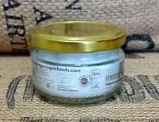 Bio  Kokosöl,erste Kaltpressung, Virgin Coconut Oil Kokosfet In Glas 100 ml