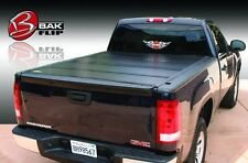 14-16 Sierra 1500 5.8' BAK Hard Folding Tonneau Truck Bed Cover G2 BAKFlip 26120