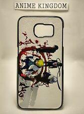 USA Seller Samsung Galaxy S6 Anime Phone case Cover Naruto Hokage