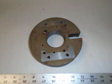 """MACHINIST TOOLS MILL LATHE Machinist 6"""" Face Plate 2 3/8  Center"""