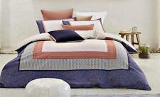 KING Ankara Multi Quilt Cover Set 100% Cotton Sateen 350 TC Designers Choice