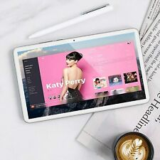 "Dragon Touch K10 Tablet 10"" Android 16GB Quad Core 1280x800 HD Micro HDMI GPS US"