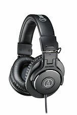 Audio-Technica ATH-M30X Headband Headphones - Black