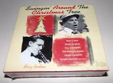 Swingin' Around The Christmas Tree 3 CD Set - Crooners / Big Band & Swing - NEW