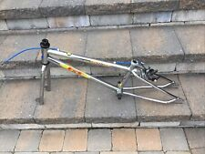 Old School BMX Mid School GT MINI MACH 1 Frame & Fork Nice All Original Survivor