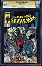 AMAZING SPIDER-MAN #303 CGC 9.6 WHITE SS STAN LEE  CGC #1197165027 MMS