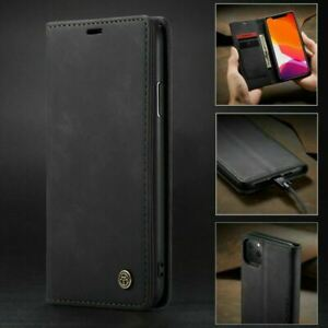 Phone Case Samsung S21 S20 S10 Plus / Ultra Magnetic Leather Wallet Card Cover