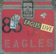 FREE US SHIP. on ANY 3+ CDs! ~Used,Very Good CD Eagles: Eagles Live
