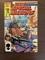 G.I. Joe: Special Missions #2 High Grade Marvel Comic Book C42-22