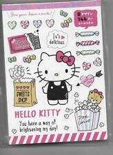 Sanrio Hello Kitty Notepad Extra Thick Sweets