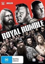 WWE: ROYAL RUMBLE 2015 (2015) NEW DVD BRAND NEW SEALED JOHN CENA!
