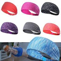 le sport le yoga bandeau tête hyper le turban noué la bande élastique à cheveux