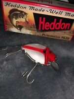 Heddon Limited Edition Lures...Punkinseed 9630 1st Run with COA and Box