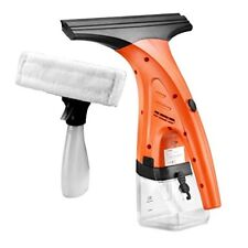 Hand Held Portable Cordless Window Vacuum Cleaner Set.