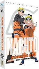 ★Naruto & Shippuden ★Les 11 Films - Edition Collector Limitée (11 Blu-ray)