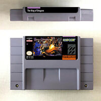 The King of Dragons Game Card Console For Nintendo SNES US Version 16Bit English
