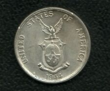 PHILIPINAS 50 CENTS 1944 SILVER