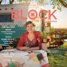 Missouri Star Block Quilt Magazine~ 2020 Vol 7 Issue #3 Summer