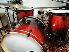 Mapex Armory Magma Red Drumset / Shellset / Schlagzeug - AR628S