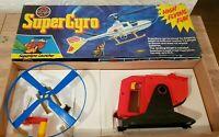SuperGyro Vintage Airfix 1978 Helicopter Launcher Control Flight Game