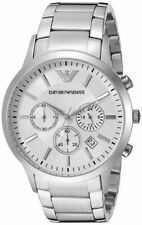 Import Emporio Armani AR2458 Classic White Dial WATCH.