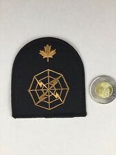 Canadian Military Navy Trades Insignia Naval Combat Information Officer