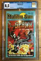 Malibu Sun #13 1st Appearance Of Spawn Todd McFarlane Cover CGC 8.5