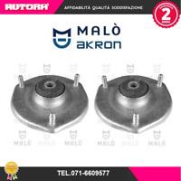 39581-G 2 Supporti ammortizzatore sup Fiat Ritmo-Regata (MALO')