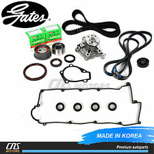 Gates HTD Timing Belt Kit Water Pump for 03-08 Hyundai Elantra Tiburon Tucson