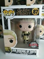 Game of Thrones Ser Brienne of Tarth Exclusive Funko POP!