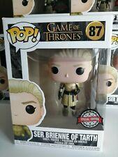 Game of Thrones Ser Brienne of Tarth Exclusive Funko POP!