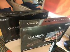 Both monitors sold together as package for low price.
