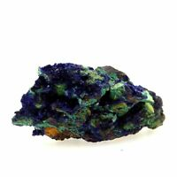 Azurite + Malachite. 168.1 ct. Touissit, Jerada Province, Maroc
