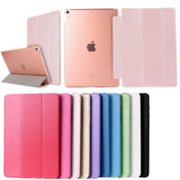 Smart PU Leather Case Cover Tablet Trifold Stand Protector For iPad Mini Air Pro
