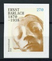 Germany Art Stamps 2019 MNH Ernst Barlach German Sculptor Sculpture 1v S/A Set