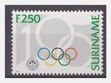 Surinam / Suriname 1994 100 Year olympic games olympiade olympique MNH