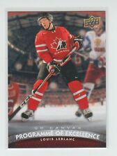 (63063) 2011-12 UPPER DECK CANVAS POE LOUIS LEBLANC #C264