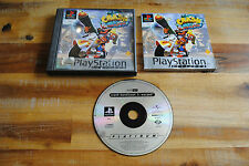 Jeu CRASH BANDICOOT 3 WARPED Complet sur Playstation 1 PS1 (one)